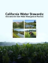 California Water Stewards: Innovati...