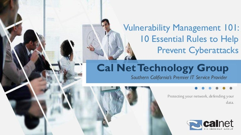 How would I write an assessment paper on caterorizing vulnerabilties for a company in southern california?