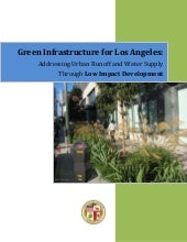 CA: Los Angeles: Green Infrastructu...