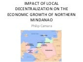 The Impact of Decentralization in N...
