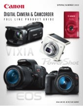 Camera video springsummer13_brochure