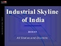 Industrial Skyline of India