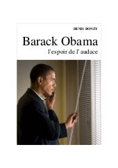 Campagne Obama 2008 (Octobre 2008)