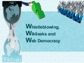 Wikileaks Awareness and Support Cam...