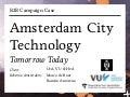 B2B Campaign Amsterdam City Technology