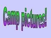 Camp powerpoint