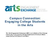 Campus Connection: Engaging College...