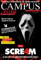 Campus mag 162 octobre 2011
