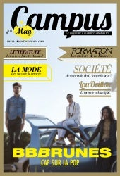 Campus Mag 172 - Octobre 2012