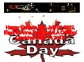 Canada day july 01 2012