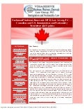 Canadian Immigration and Nationality Newsletter and Update. (September 2014)