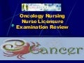 http://NurseReview.org Cancer Nursing