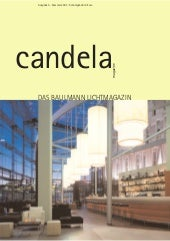 Lighting Magazine - Candela 05