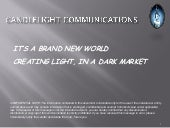 Candlelight communication company p...