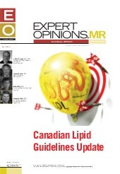 CCanadian lipid guide