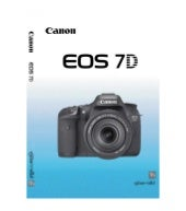 Canon eos 7 d thai manual