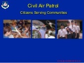 Civil Air Patrol - Introduction