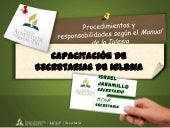 Capacitación manual de iglesia  sec...