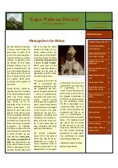 Cape Palmas E-Newsletter vol. 1 iss...