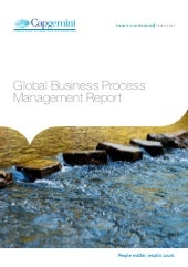 Capgemini Global BPM Report
