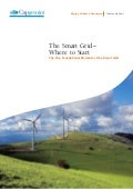 Smart Grid Operational Services Where To Start Five Foundational Elements POV