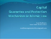 Capital Guarantee & Protection Mech...