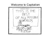 Capitalist Economic Crisis