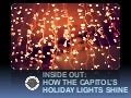 Inside Out: How the Illinois State Capitol's Holiday Lights Shine
