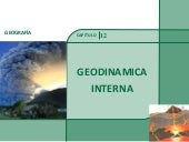 (geodinamica interna)
