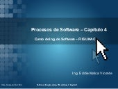 Curso de Ingeniería de Software - C...