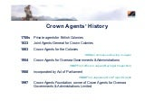 「Crown Agents and Japanese ODA –イラク...