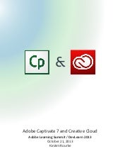 Captivate and Creative Cloud Handout