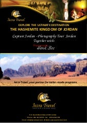 Capture jordan   photography tour w...