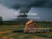 Digital Heritage - Principles, tact...