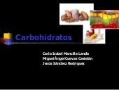 Carbohidratos Cor
