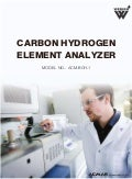 Carbon & Hydrogen Element Analyzer by ACMAS Technologies Pvt Ltd.