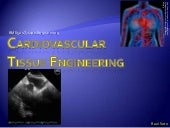 Cardiovascular Tissue Engineering