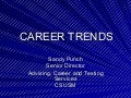 Career Trends 2006