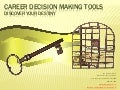 Career Decision Making Tools