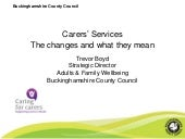 Carers Rights Day 2013 - Carers' Se...