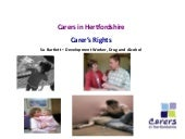 Carers' rights