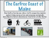 CarFree Coast of Maine