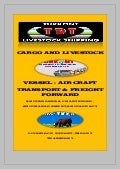 Cargo and livestock brokerage turkont 22