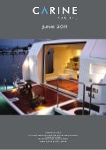 Carine Yachts - June 2011 Issue - Motor Yachts and Sailboats Yacht Brokerage
