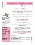 Cariño Early Childhood Classes 2014 3rd Quarter Newsletter