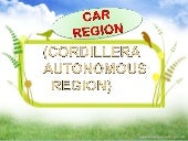 Car region Philippines