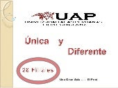 Carreras uap preferencial- uap