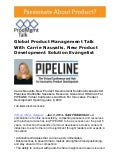 Global Product Management Talk with Carrie Nauyalis, NPD Solution Evangelist