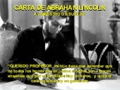 Carta de abrahan_lincoln