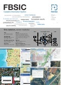 Cadastre Information System Poster - 2012 ENG